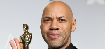 What's the beef between '12 Years' writer John Ridley & Steve McQueen?