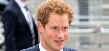 Prince Harry is 'mad about Cressida,' she's not 'pushy' about their relationship