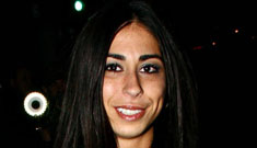 Courtenay Semel gets cut off financially for bad behavior