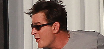 Charlie Sheen did handfuls of Vicodin, burned clothes, punched walls in Mexico