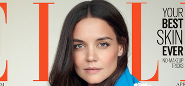 Katie Holmes: 'The number one thing is making sure my child feels loved'