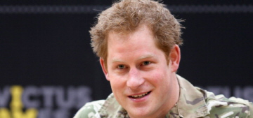 Prince Harry announces 'Invictus Games', which he admits he 'stole from America'