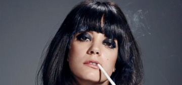 Lily Allen: 'I don't think men are the enemy, I think women are the enemy'