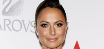 Stacy Keibler got married to 'entrepreneur' Jared Pobre in Mexico on Saturday