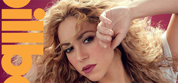 Shakira's boyfriend is 'very territorial' and won't let her 'do videos with men'