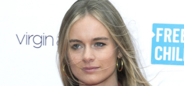 Prince Harry & Cressida Bonas 'text all the time, it's emoji central'