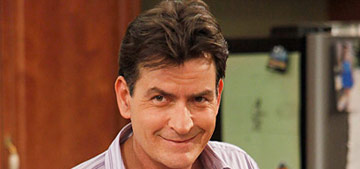 Charlie Sheen hasn't been showing up for the job he gets paid millions to do