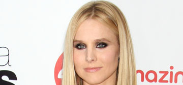 Kristen Bell on celebrities calling paparazzi: 'I'm not here to come down on them'