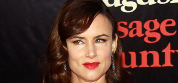 Juliette Lewis: 'I quit all my bullsh-t at 22. Get out of the past'