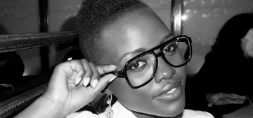 Lupita Nyong'o & Jared Leto partied with Terry Richardson in Paris: Nooo!