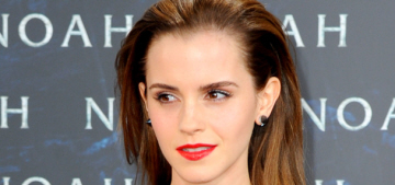 Emma Watson vs. Jennifer Connelly: who looked cuter at the 'Noah' premiere?
