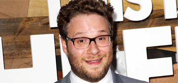 Seth Rogen on Justin Bieber: 'Obnoxious, ungrateful. He's a piece of sh-t'