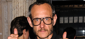 Terry Richardson fires back against the 'witch hunt' of 'false' accusations