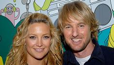 Are Kate Hudson and Owen Wilson back together?