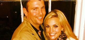 Jamie Lynn Spears, 22, married Jamie Watson, 31, in New Orleans on Friday