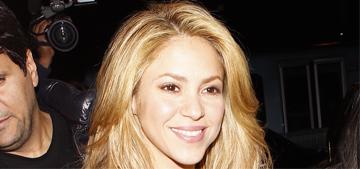 Shakira: My boyfriend says to shut my 'little mouth' about him in interviews