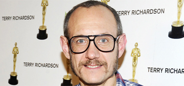 Terry Richardson continues the 'witch hunt' talk with a discussion of 'respect'