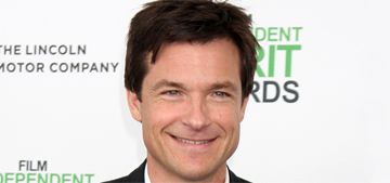 Jason Bateman swears a lot in front of his 2-year-old: funny or bad dad?