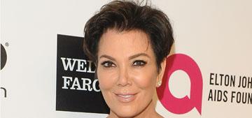 Kris Jenner blackmailed over sex tape: true, stalker or publicity stunt?