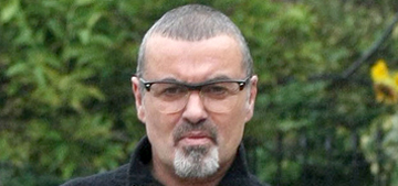 George Michael's family thinks he's not really gay, just needs to find the 'right girl'