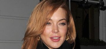 Lindsay Lohan's list of lovers also includes: Ashton, Orlando & Benicio del Toro