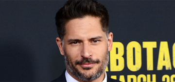 Joe Manganiello & the beefy guys of the 'Sabotage' premiere: who'd you rather?