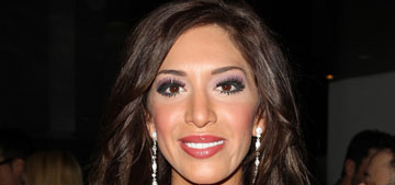 Farrah Abraham's Teen Mom co-stars won't come back unless she's fired