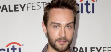 Tom Mison promotes 'Sleepy Hollow' at Paleyfest: would you hit it?