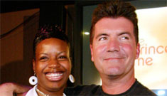 Simon Cowell made back payments on Fantasia Barrino's mortgage