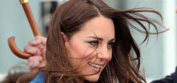 Prince George's 'foreign nanny' ID'd: Spanish-born Maria Teresa Turrion Borrallo