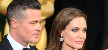 Is Brad Pitt super-jealous of Angelina Jolie's past dalliance with Jared Leto?