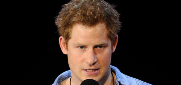 Is Prince Harry worried that James Hewitt will stir up some paternity drama?