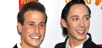 Johnny Weir's divorce: claims of physical, emotional abuse & money drama