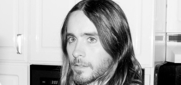 Jared Leto: 'I thought about dragging up for the Oscars, going as Rayon'