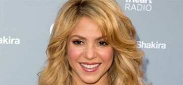 Shakira on boyfriend Gerard Pique: 'We're one of those asphyxiating couples'