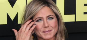 Jennifer Aniston: Justin 'cooks pastas amazingly… Carbonara, it's a killer'