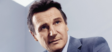 Liam Neeson talks drugs, alcohol, Woody Allen, Catholicism & more with GQ