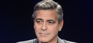 George Clooney 'can't get enough' of Amal Alamuddin, 'he loves how smart she is'