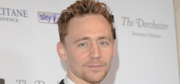 Tom Hiddleston was so jazzed to sing in 'The Pirate Fairy', it's all pretty adorable