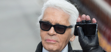 Karl Lagerfeld: 'Everything is controlled by Choupette, she is a kept woman'
