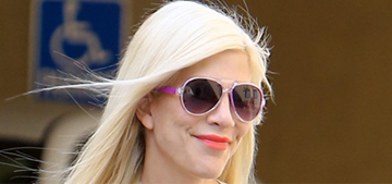 Tori Spelling & Dean McDermott are renewing their marriage vows, of course