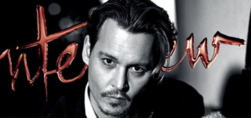 Johnny Depp dislikes celeb culture: 'People get famous now for I-don't-know-what'