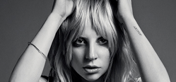 Lady Gaga got a make-under for Porter Mag: surprisingly pretty or still try-hard?
