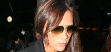 Is Victoria Beckham still depressed about Kim Kardashian's Vogue cover?