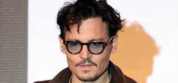 Johnny Depp confirms his engagement: My 'chick's ring' is 'a dead giveaway'