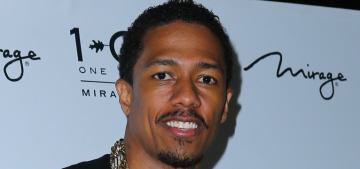 Nick Cannon's dyed his hair a crazy cheetah print: ridiculous or funny?