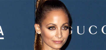 Nicole Richie returns to tv with a solo reality show: is she better than this?