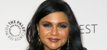 Mindy Kaling: 'It takes a lot of effort to look like a normal/chubby woman'