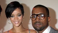 "Kanye West is ""completely devastated"" over Rihanna & Chris Brown"