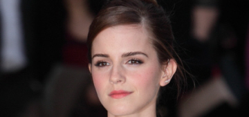 Emma Watson: Fashion perpetuates an image that's 'dangerously unhealthy'